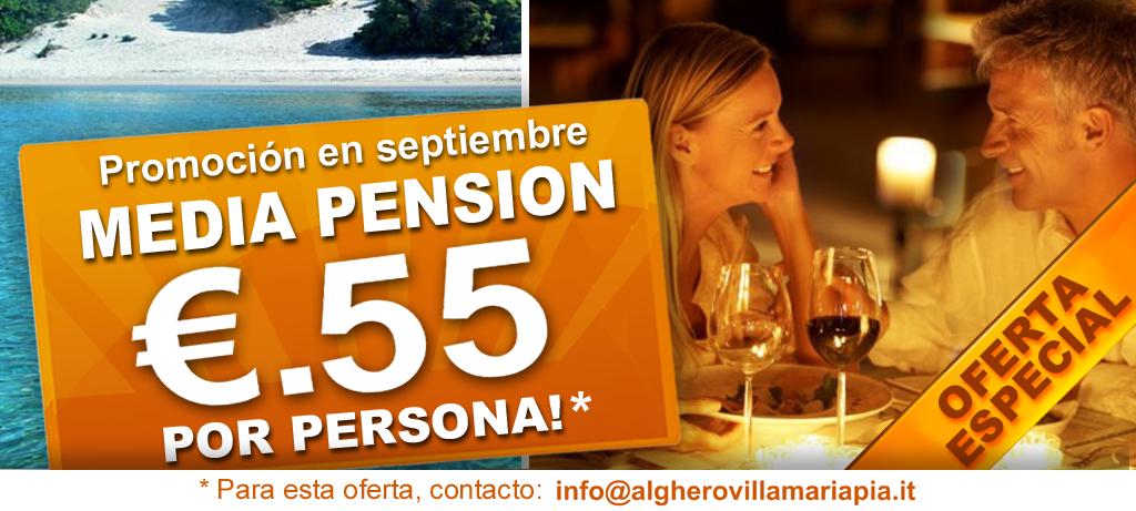 mezza pensione
