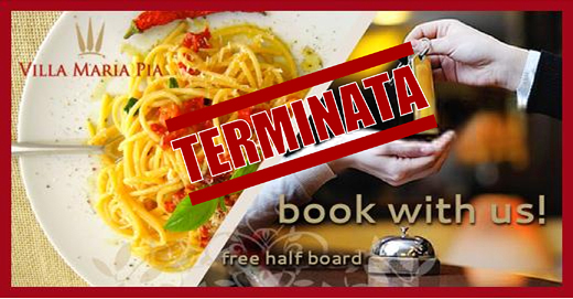OFFERTA TERMINATA BOOK WITH US
