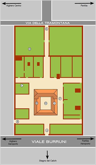 mappa architettura 1