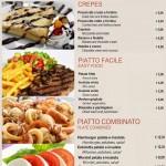 menu novità